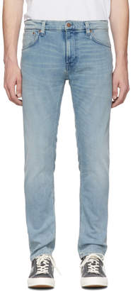 Nudie Jeans Indigo Thin Finn Jeans