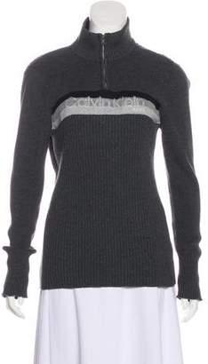 Calvin Klein Jeans Tonal Knit Sweater