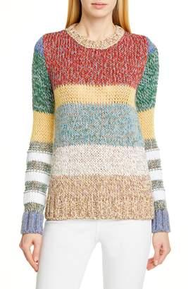 N°21 N21 N?21 Colorblock Sweater