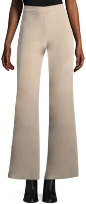 Lafayette 148 New York Women's Solid Silk Pants