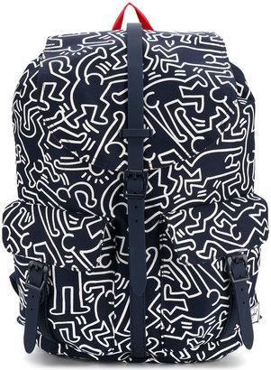 Herschel illustrative print backpack