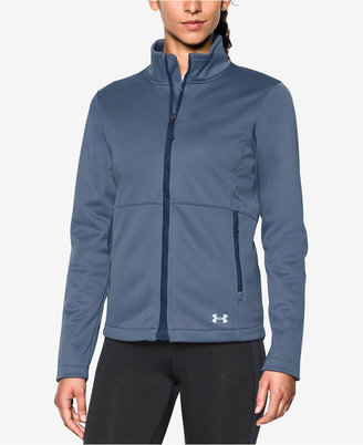 Under Armour ColdGear Infrared Soft-Shell Jacket $149.99 thestylecure.com