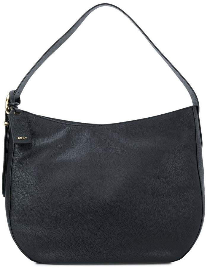 DKNY pebbled tote bag
