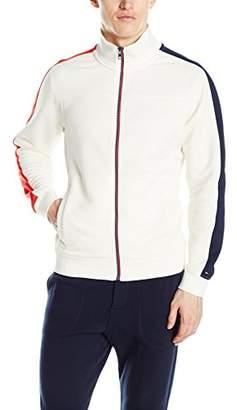 Tommy Hilfiger Men's Long Sleeve Zip Front Track Jacket