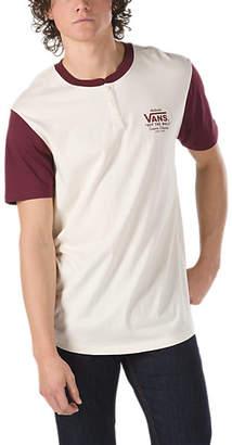 Holder Street Henley T-Shirt