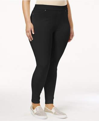 Hue Women's Original Jean Plus Leggings, Created for Macy's