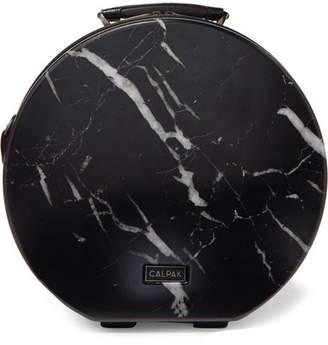 CalPak Baye Small Marbled Hardshell Vanity Suitcase