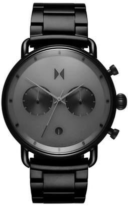 MVMT Blacktop Chronograph Bracelet Watch