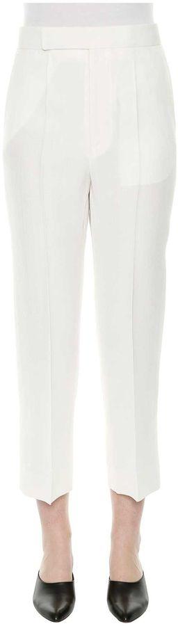 CelineCeline Cropped Trousers
