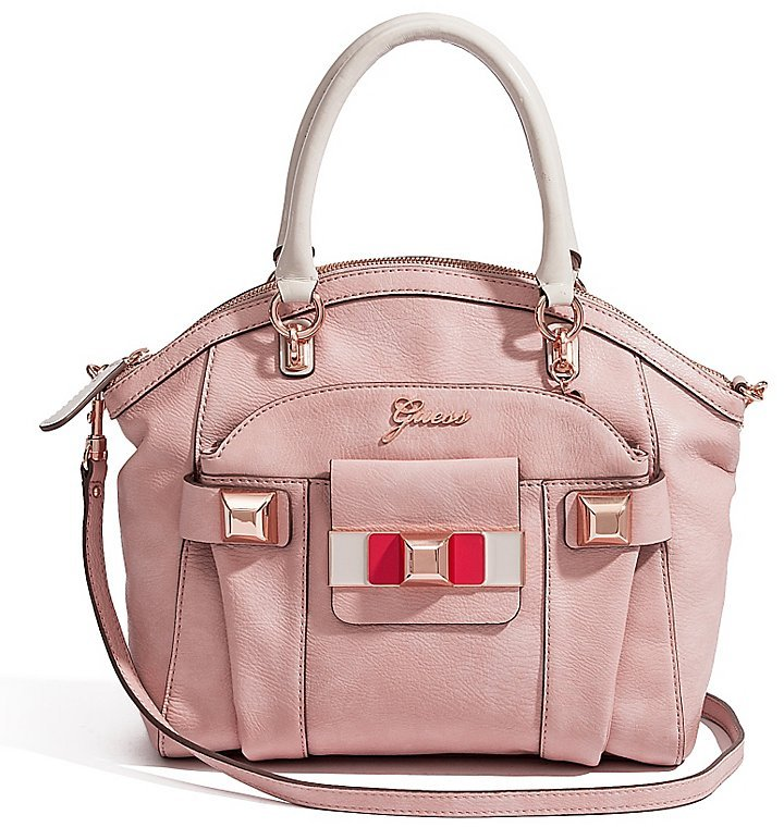GUESS Isia Small Dome Satchel