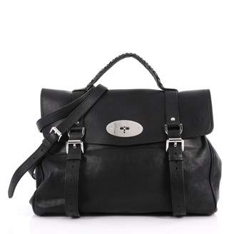 Mulberry Alexa leather crossbody bag