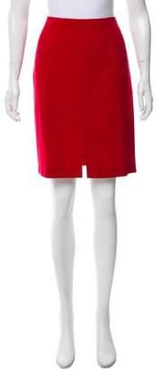 Les Copains Knee-Length Pencil Skirt