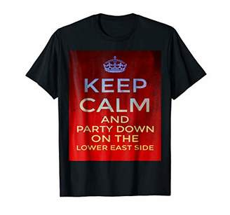 Keep Calm and Party Down on the Lower East Side