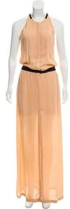 A.L.C. Silk Maxi Dress