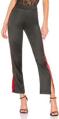 by the way. Lynna Side Slit Track Pant