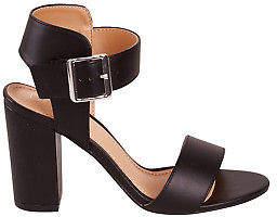 NEW Inniu Womens Heels Axil Heel Black