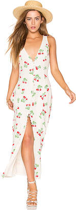 Privacy Please Lomax Dress in Ivory $178 thestylecure.com