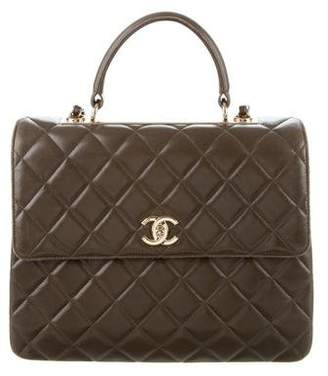Chanel 2017 Large Trendy CC Flap Bag