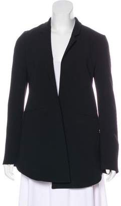 Sam Edelman Asymmetrical Open-Front Blazer