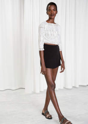 And other stories High Waisted Skort
