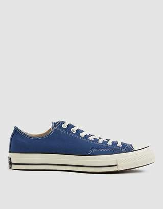 Converse Chuck 70 Low Sneaker in True Navy