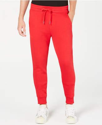 Calvin Klein Jeans Men's Knit Monogram Sweatpants Created for Macy's