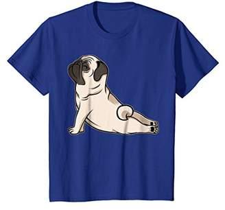 Pug Yoga Shirt - Funny Pug Shirt - Pug TShirt