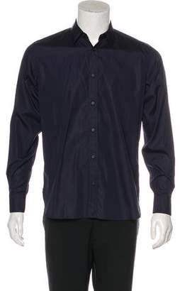 Saint Laurent Long Sleeve Dress Shirt