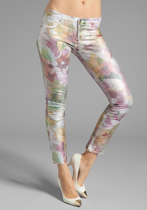 Juicy Couture Crop Jean