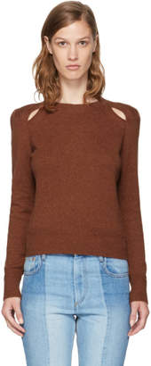Etoile Isabel Marant Red Klee Sweater