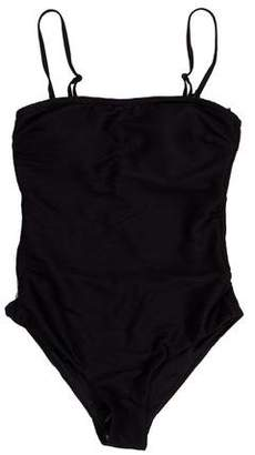Onia Padded One-Piece Swimsuit