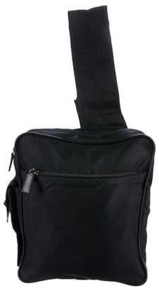Prada Tessuto Slingback Bag