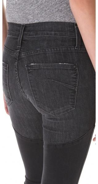 James Jeans Twiggy Faux Boot Legging Jeans
