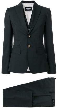 DSQUARED2 three-piece trouser suit