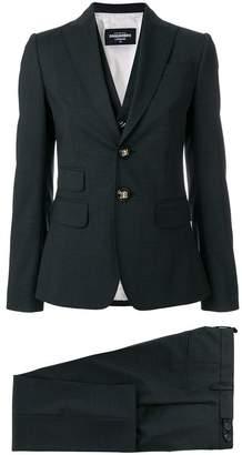 DSQUARED2 three-piece trouser suit
