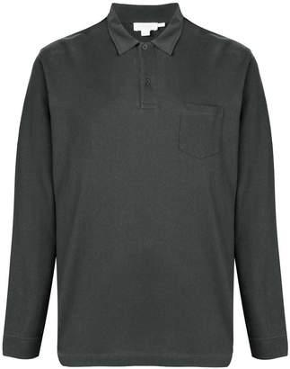 Sunspel longsleeved polo shirt