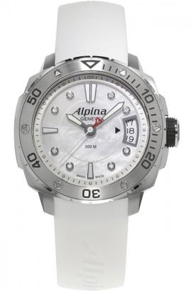 Alpina Ladies Diver Midsize Watch AL-240LSD3V6