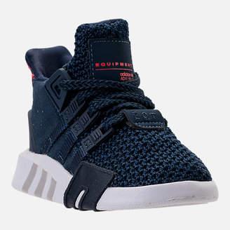 adidas Boys' Toddler EQT Basketball ADV Casual Shoes