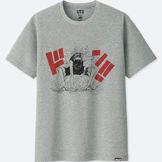 Uniqlo Jump 50th Short-sleeve Graphic T-Shirt (one Piece)