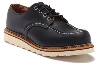 Red Wing Shoes Moc Toe Leather Derby - Factory Second