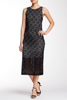 Kensie Lace Maxi Dress $98 thestylecure.com