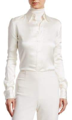Ralph Lauren Iconic Style Cindy Long Sleeve Shirt