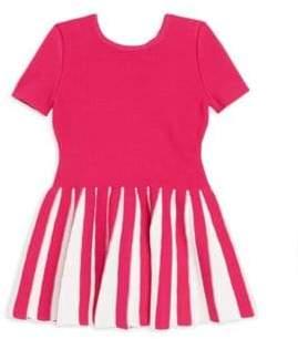 Milly Minis Toddler's, Little Girl's& Girl's Pleated Flare Dress