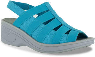d4320aa5cea2 Easy Street Shoes Floaty Wedge Sandal - Women s