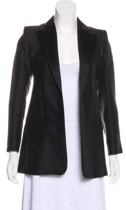 Celine Structured Open Blazer