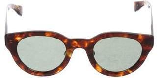 Cat Eye Eyevan 7285 Polarized Cat-Eye Sunglasses w/ Tags