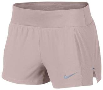 Nike Womens Eclipse 3in Running Shorts
