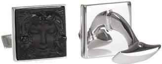 Lalique Arethuse Cufflinks - Black