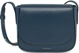 Mansur Gavriel Calf Mini Crossbody - Blu