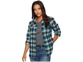 Pendleton Christina Plaid Shirt Women's Long Sleeve Button Up